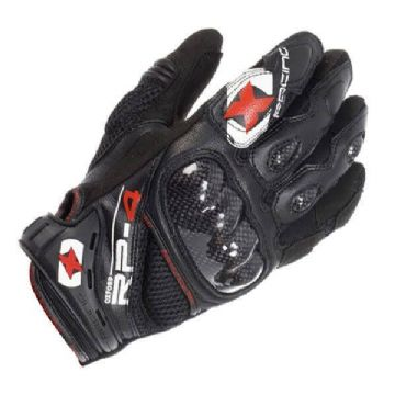 Oxford RP-4 Short Sports Motorcycle Glove Tech Black Small